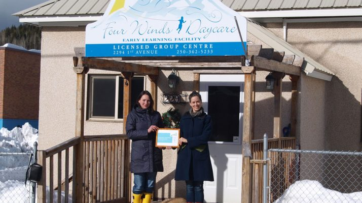 Rossland's Four Winds Certified