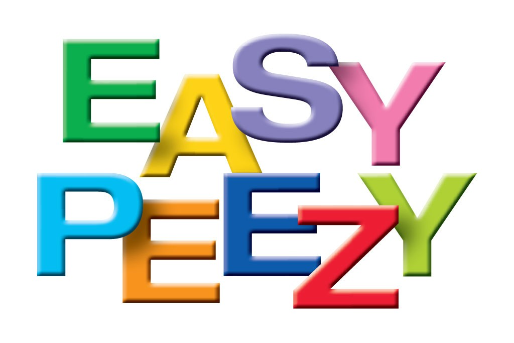 Easy Peezy Project Logo Text