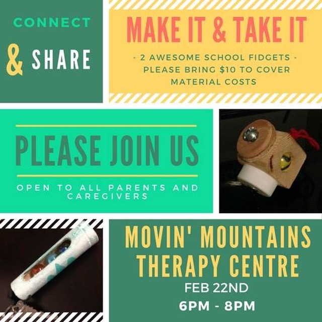 Parent Connect at Moving Mountains