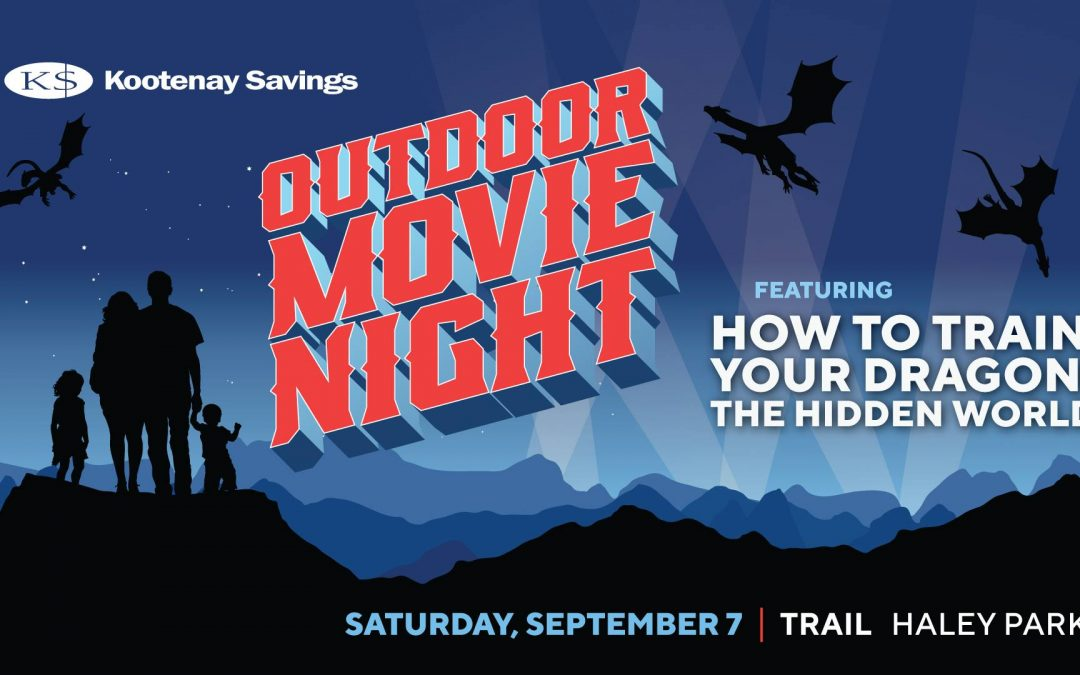 Trail: Out Door Movie Night!