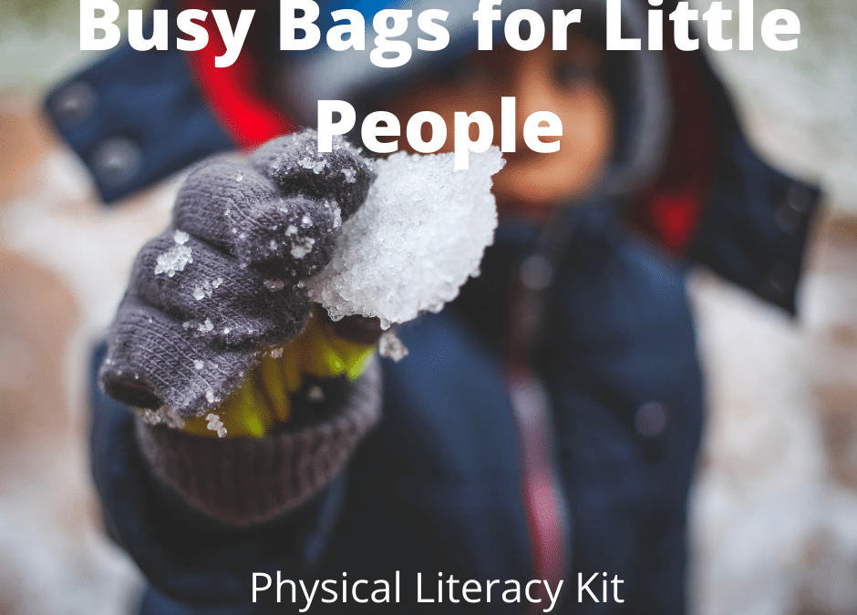Busy Bags for Little People