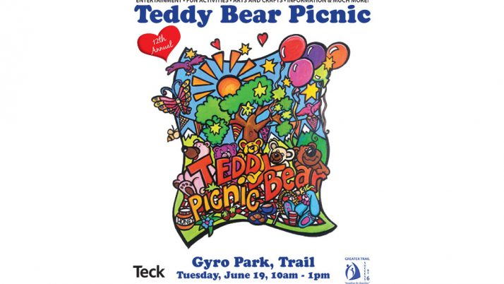 Teddy Bear Picnic Time