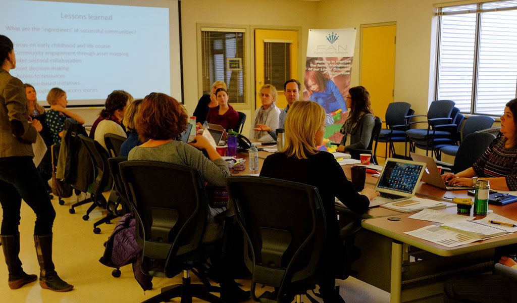 Team of UBC Early Years Researchers Visits Greater Trail