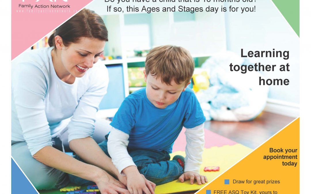 Ages and Stages Days Goes Virtual!