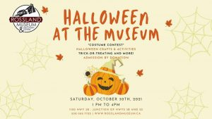 Halloween at the Museum (All Ages) @ Rossland Museum
