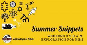 Summer Snippets @ Rossland Museum