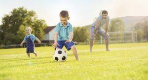 Tots Soccer (4-6 yrs) - Rossland @ Cooke Field, Rossland
